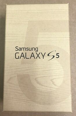 NEW Samsung Galaxy S5 SM-G900A AT&T Factory Unlocked 16GB Smartphone All Colors