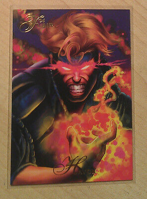 1994 Flair Marvel # 149 Havok Trading Card - X-Factor
