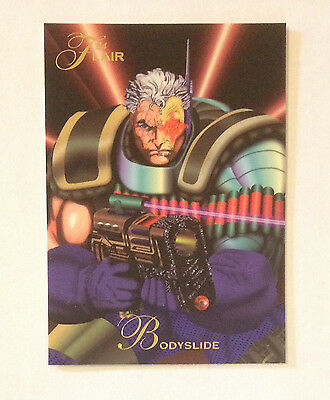 1994 Flair Marvel # 70 Cable Trading Card X-Men