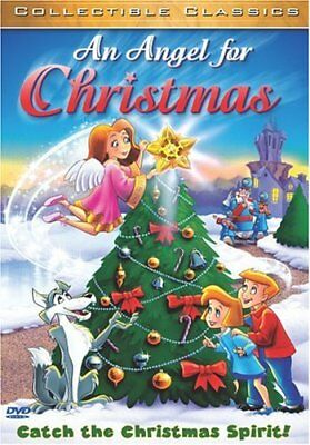 An Angel for Christmas, New DVD, ,