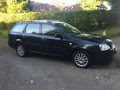2006 Chevloret Lacetti 1.6 Manual Estate *PART EX TO CLEAR* £495