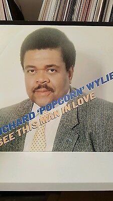 Richard Popcorn Whylie See This Man In Love