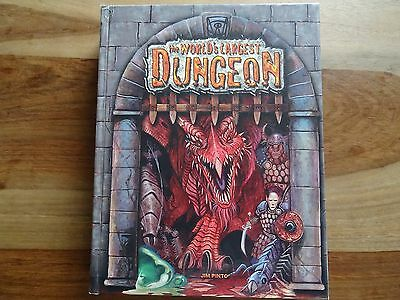 """The World´s largest Dungeon"" (D&D, AD&D, TSR, Merp, DSA, Rolemaster)"