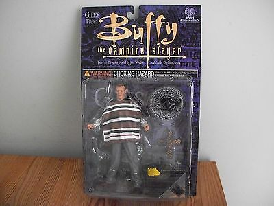 "Moore Action Buffy the Vampire Slayer 6"" Action Figure - Fiesta Giles (BNIB)"