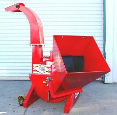 "Wood Chipper 5""dia. Cat.I 3pt 16HP+ Rated (VL-WCX5)"