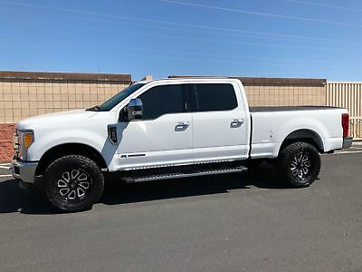 2017 Ford F-250 Lariat Ford F250 Powerstroke 4x4 Lariat Loaded One Owner Immaculate 2017 2018