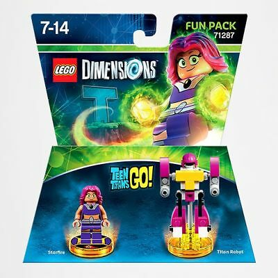 NEW LEGO Dimensions Fun Pack - Teen Titans Go!