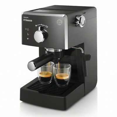 Cafetera Philips Saeco Poemia Focus HD8423 Manual Expresso