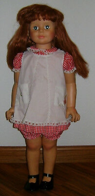 Vintage Ashton Drake Patty Play Pal Doll ¤ Red Hair