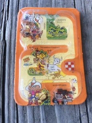 RALSTON WAFFELOS CEREAL WAFFELOS BILL TOY Candy Game