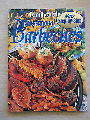 Family Circle~Sensational Barbecues~Recipes~Cookbook~112pp P/B