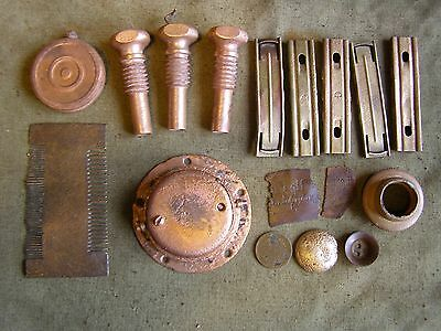 Original Ww1 Ww I  German Battlefield Relics Gerat War