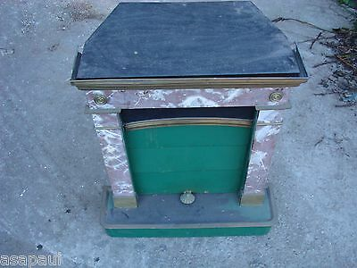 Victorian ? Edwardian ? Fireplace ?  stove? french?  rouge marble front