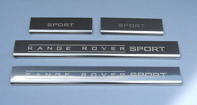 RANGE ROVER SPORT Sill Protector Plates