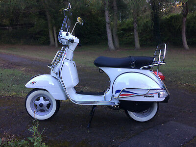 vespa px 125 scooter crazy dealer special (61 reg) ///look///look///look///