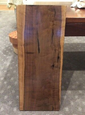 American Black Walnut. Luthier, Craft. Timber. Slab.