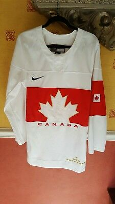 Canada Nike Olympic Ice Hockey Shirt XS - Excellent Condition- Free UK delivery