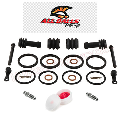 Suzuki DL1000 V-Strom Front Brake Caliper Seals Pin Repair Kit Set x 2