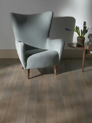 Solid Graphite Grey 18mm x 120mm Brushed & Oiled Wood Flooring