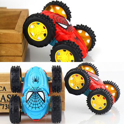Environmental Children Kids Amazing Strike Vehicle Toy Car Double-Sided Truck