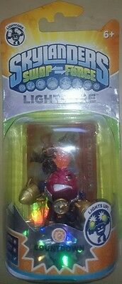 Countdown Lightcore with Card Skylanders Swap Force New Sealed Activision Rare