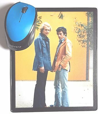 Starsky and Hutch David Soul Paul Michael Glaser TV poster Mouse Mat #1 New