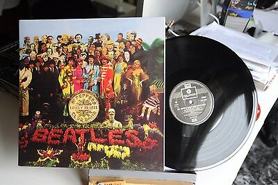 "Beatles - St. Pepper's Lonely Hearts Club Band - Vinile Lp 33 Giri 12"" - Nmint"