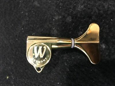 NEW WARWICK BASS SIDE TUNER GOLD - 1 x Tuners GOLD