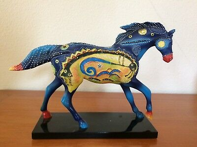 Trail Of Painted Ponies 2005 Kokopelli Pony, 4E/81028  Item No. 1508