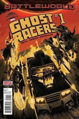 Ghost Racers #1 (2015) 1St Printing Marvel Comics