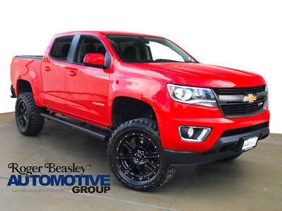 "2016 Chevrolet Colorado Z71 NEW 6"" LIFT 20"" HELO WHEELS 33"" MUD TIRES 2016 Chevrolet Colorado Z71 4X4 HEATED SEATS KEYLESS HIFI"
