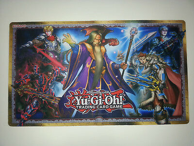 Tapis Playmat Yu-Gi-Oh Chevalier De La Table Ronde