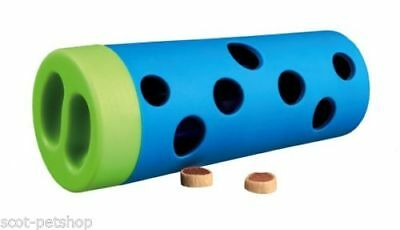 Trixie Snack Roll Plastic/Natural Rubber 32020 - Dog Activity Boredom Game Train