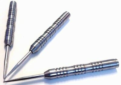 Tungsten Dart Barrels 22g - MADE IN BRITAIN - DARTS CLEARANCE - BARGAIN PRICE