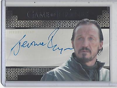 Game of Thrones Valyrian Steel Jerome Flynn VALYRIAN autograph