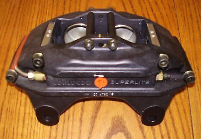 New Wilwood Superlite Brake Caliper #120-4790-FS NASCAR Super Speedway ARCA