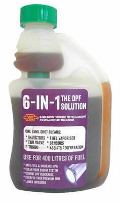 EEC Extreme Powerful Diesel Fuel System EGR Valve DPF Cleaner Use for 400 Litre