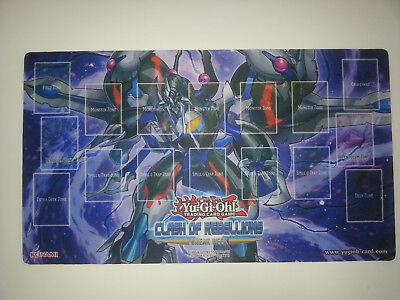 Tapis Playmat Yu-Gi-Oh Dragon Xyz Rebellion
