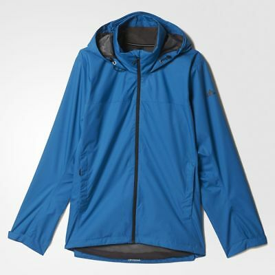 ADIDAS  WANDERTAG HOODED JACKET SOLID COLORWAY. BNWT!  Size: 48/50