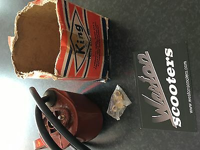 Vespa GS160/SS180/Rally 180 Ignition Coil, NOS