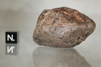 GENUINE METEORITE NWA unclassified chondrite 54.17g Nice gift FROM OUTER SPACE !