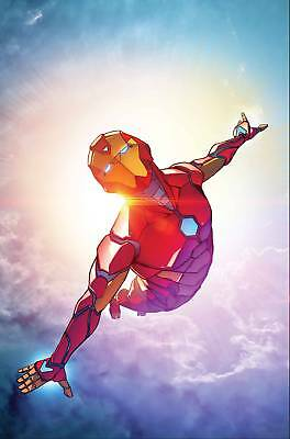 Marvel Invincible Iron Man by Caselli Poster