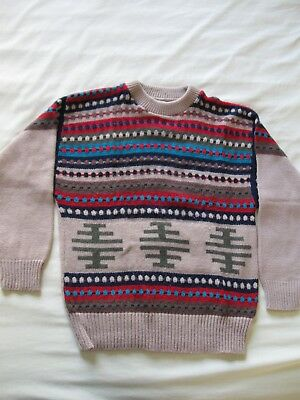 Women's Acrylic TOGETHER Sweater Size Large (L)