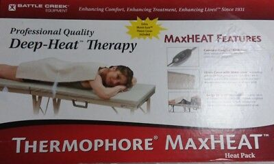 Battle Creek Deep-Heat Therapy Classic Heating Pad - model 155