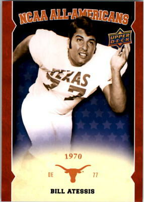 2011 Upper Deck Texas Football Insert Singles (Pick Your Cards)