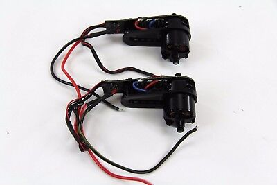 Genuine 3DR Solo Drone Motor Pod Set of 2 Clockwise and Counterclockwise