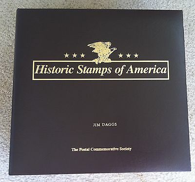 Complete Historic Stamps of America Commemorative Society COMPLETE EXCELLENT 200