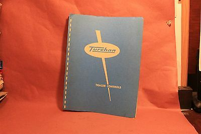 Turchan Dual Turn Attachment Operation & Maintenance Manual Tracer Controls