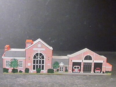 Cat's Meow 2002 BALTIMORE COUNTY FIRE STATION No 3 BALTIMORE MARYLAND New Old