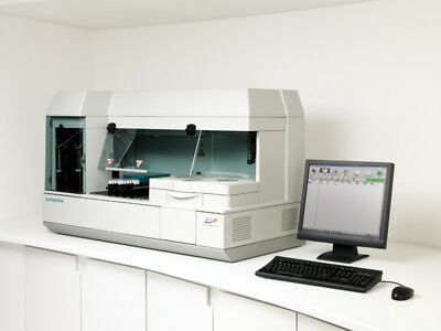 Siemens BCS XP Coagulation Analyzer YOM 2008